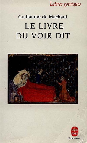 His poem Le voir dit