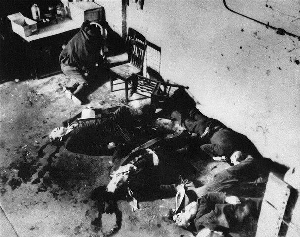 La matanza del día de San Valentín. (Al Capone).