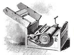 The Cotton Gin (Improved)