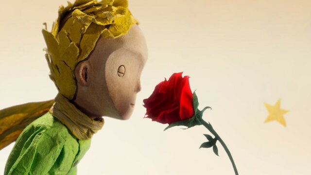 The little prince's flower