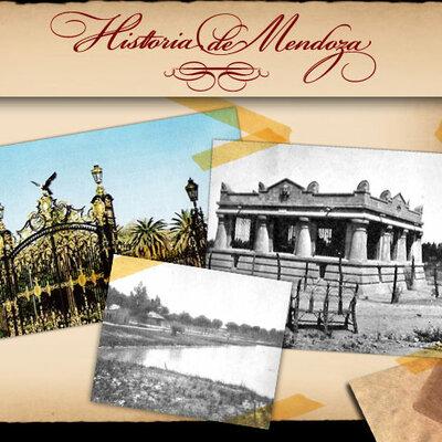 Historia de Mendoza. timeline