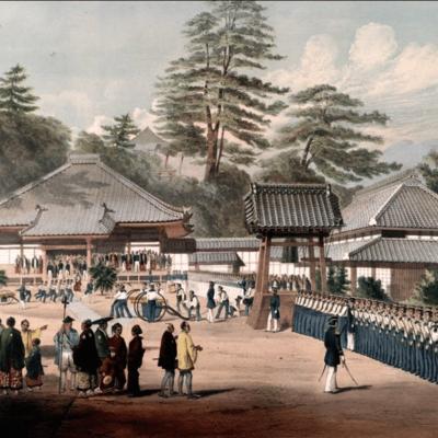 日本の歴史 timeline
