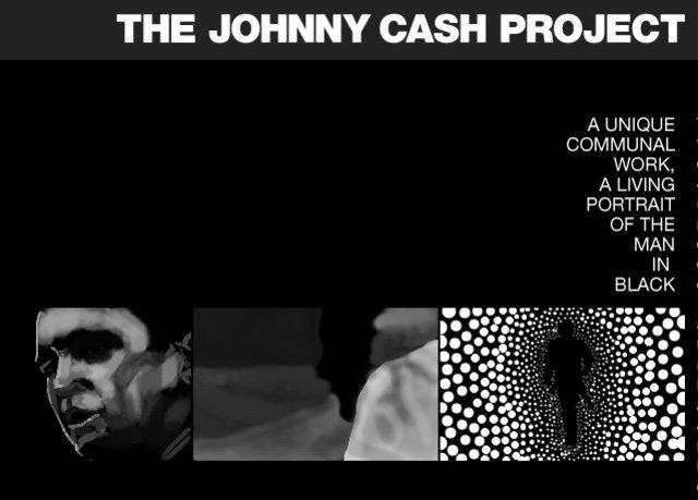 The Jhonny Cash Project.