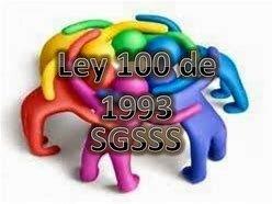 En Colombia - Ley 100 sistema de seguridad social integral.