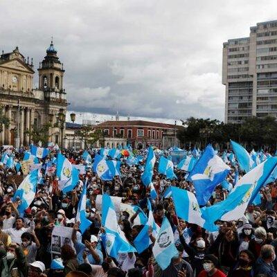 Historia de Guatemala en el Siglo XXI timeline