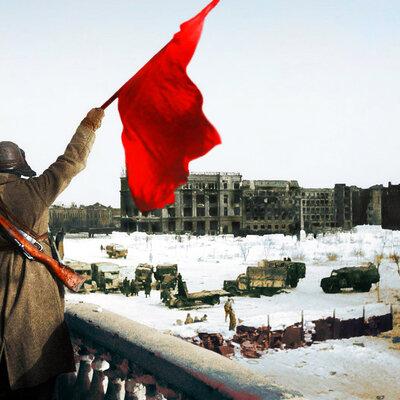Сталинградская битва  timeline