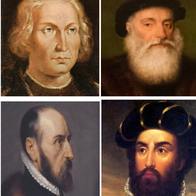 Descobriments i exploracions tant portugeses com castellanes timeline