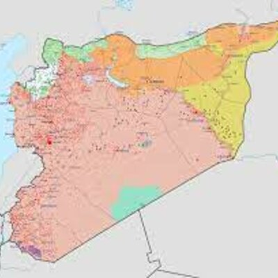 The Syrian crisis   timeline