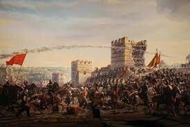 La conquista de otomano