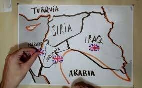 Quien se invento siria?