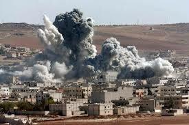 La guerra de siria