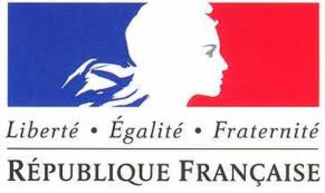 Primera República Francesa y destitución de Luis XVI