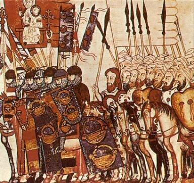Batalla de Alarcos.