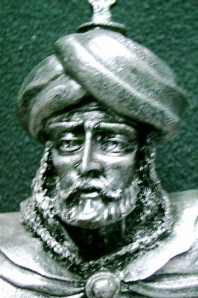 Muhámmad ibn Mardanís. (1124-1172). (Reinado: 1147-1172). Al-Andalus.