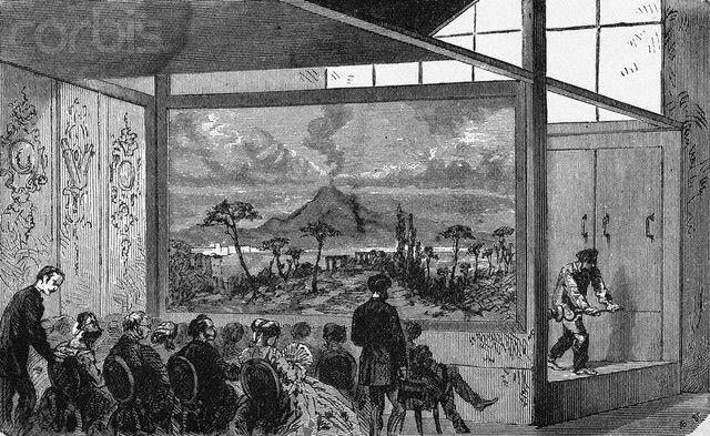 Diorama (Daguerré, Bouton)