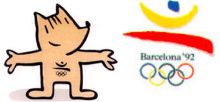 Los juegos Olímpicos de Barcelona