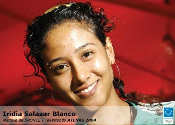 Iridia Salazar