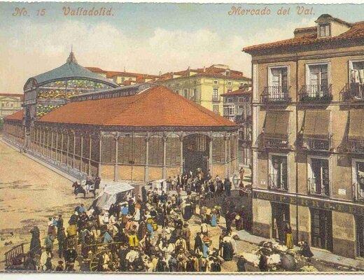 Mercado de Val Valladolid