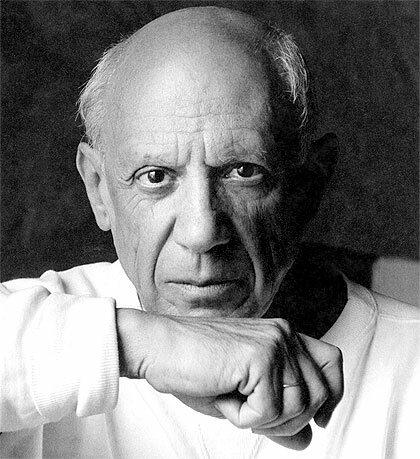 (1881-1973) Pablo Picasso