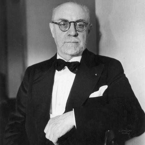 (1869-1954) Henri Matisse
