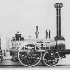 The Steam Locomotive