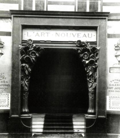 Nace el Art Nouveau