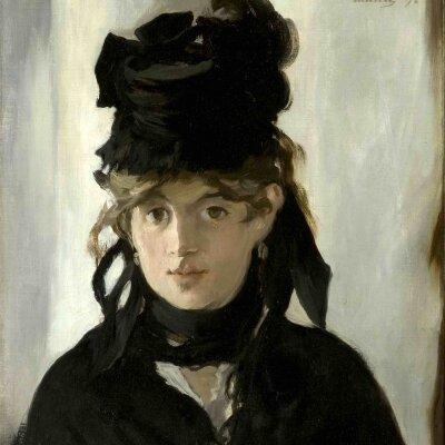 (1841-1895) Berthe Morrisot