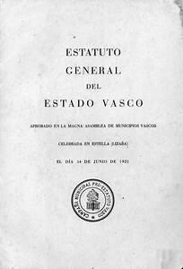 Aprobación de los estatutos de autonomía de Cataluña y El País Vasco.