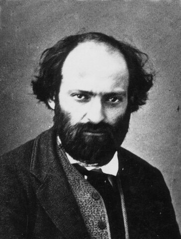 (1839-1906) Paul Cézanne