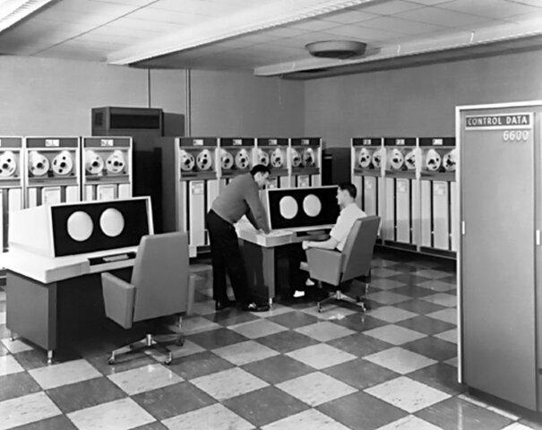 CDC 6600 supercomputer introduced