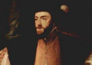 Carles I coronat rei de Castella i Aragó