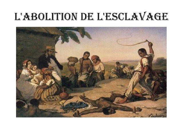 L'abolition de l'esclavage dans les deux Canadas