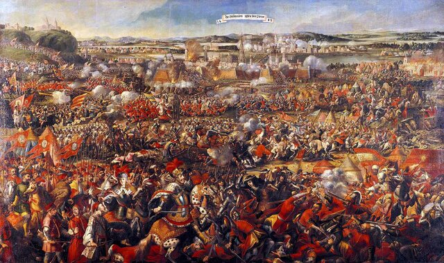Ottomans defeated in the Battle of Vienna