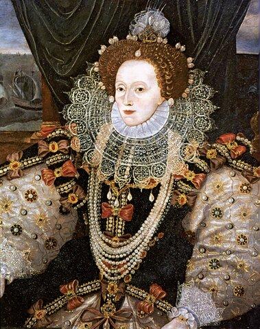 Queen Elizabeth I comes to power