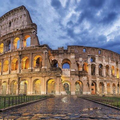 Eventos importantes de Roma timeline
