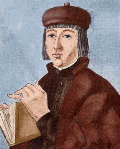 Juan Ruíz, arcipreste de Hita