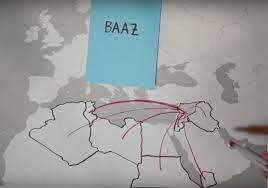 Crisis de siria ( BAAZ)