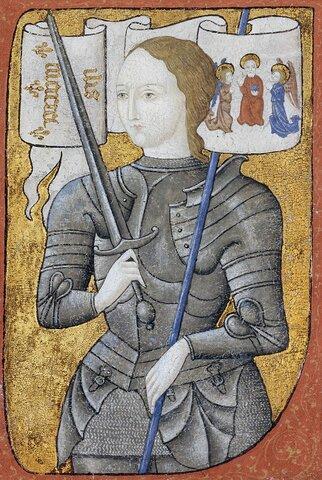 Sv. Johanka z Arku