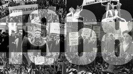 Movimiento de 1968 timeline