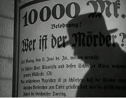 M - Il mostro di Düsseldorf (Fritz Lang)