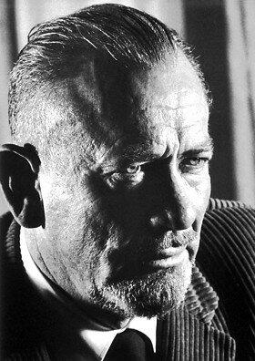 John Steinbeck. (1902-1968).