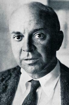 John Dos Passos. (1896-1970).