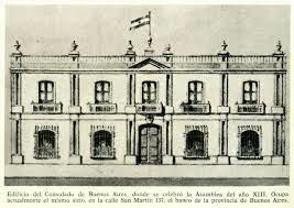 Creación del consulado de Buenos Aires.