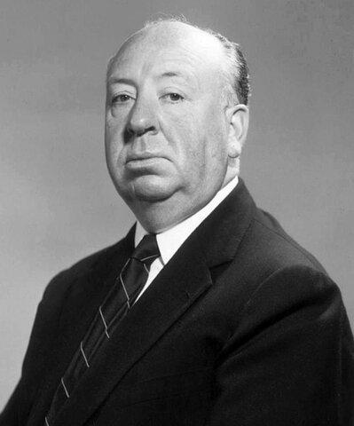 Alfred Hitchcock. (1899-1980). - Británico -Trabaja en Hollywood.