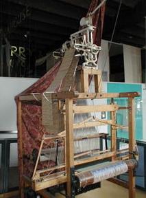 Telar Automático J.Jacquard