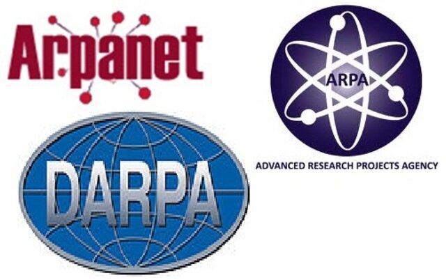 ARPANET, DARPA