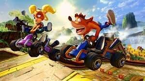Crash Team Racing Nitro Fuelded