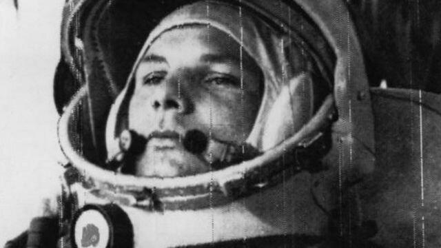 Yuri Gagarin and the Vostok