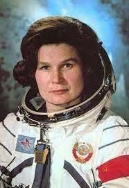 Valentina Tereshvoka and the Vostok 6