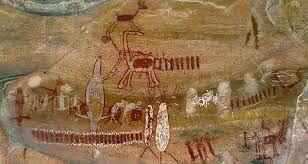 Símbolos y pinturas en la época de las cuevas